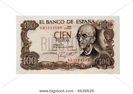 Old Spanish Bill