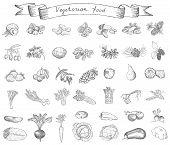 image of food crops  - vegetarian food - JPG