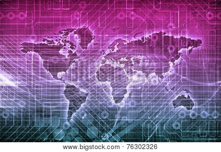 Telecommunications Mobile Data Grid as a Concept