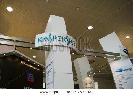 Kaspersky Lab on Cebit 2010