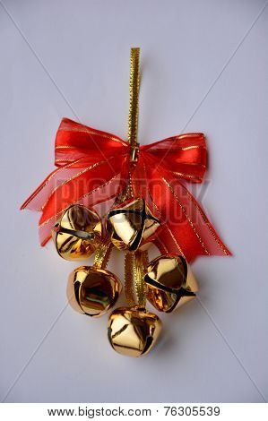 Golden jingle bells