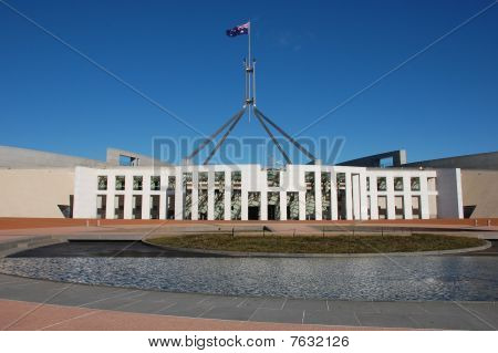 Canberra New Parliament