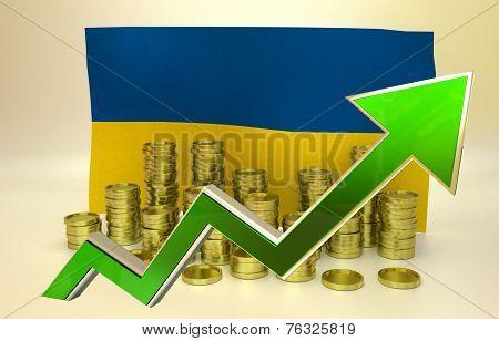 currency appreciation - Ukrainian hryvnia