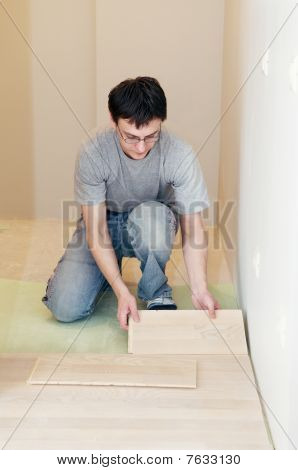 Flooring Works With Laminated Board