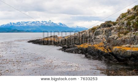 Beagle Channel, Patagonia, Argentina