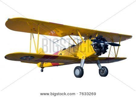 双翼飞机 图片,库存照片和插图