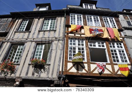 Medieval Timber-framed Building.