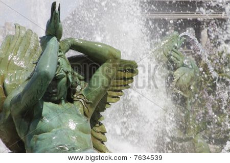 Logan Square Fountain, Philadelphia, PA