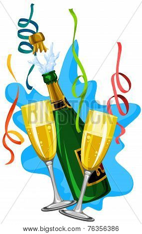Celebration, Illustration