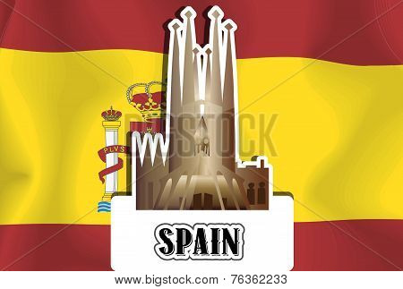 Spain, Illustration