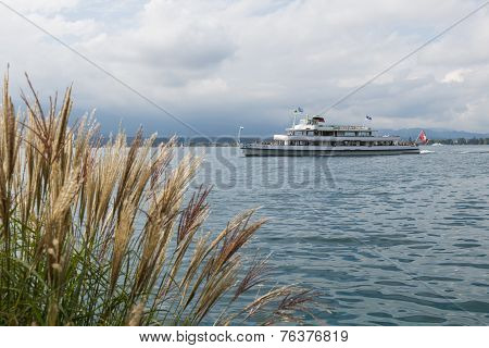 Vessel On Thunersee