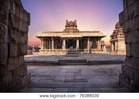 Temple In Hampi