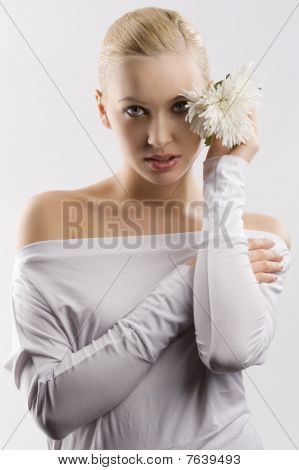 White Woman Flower