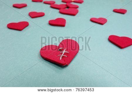 Stitch Heart