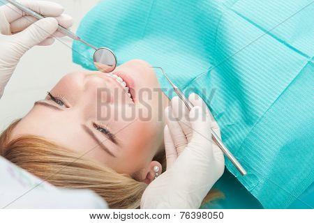 Work of dentist is not so easy