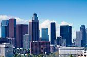 Постер, плакат: Лос Анджелес Skyline