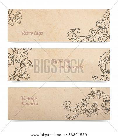 Ornamental Banners