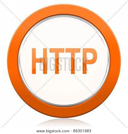 http orange icon