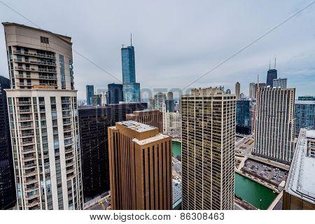 High Rise View
