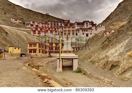 Rizong Monastery, Ladakh, Jammu And Kashmir, India