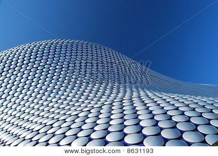 Arquitectura moderna en Birmingham