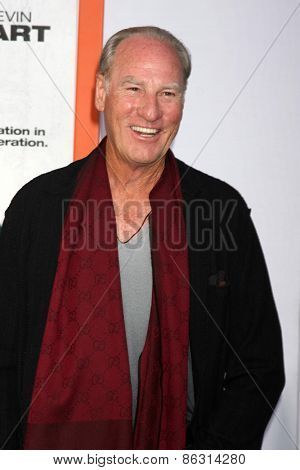 LOS ANGELES - MAR 25:  Craig T. Nelson at the