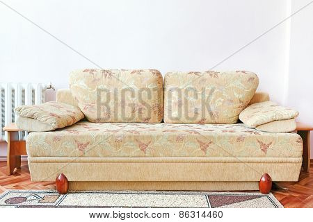 The image of a sofa