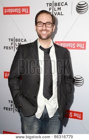 LOS ANGELES - MAR 23:  Matt Fuller at the 2015 Tribeca Film Festival Official Kick-off Party at the The Standard on March 23, 2015 in West Hollywood, CA