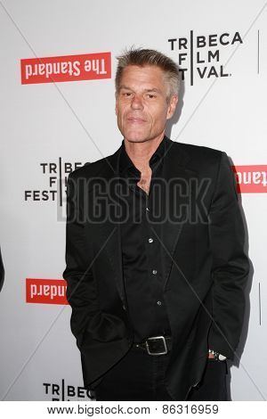 LOS ANGELES - MAR 23:  Harry Hamlin at the 2015 Tribeca Film Festival Official Kick-off Party at the The Standard on March 23, 2015 in West Hollywood, CA
