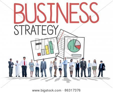 Business Strategy Planning Concept