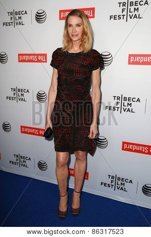 LOS ANGELES - MAR 23:  Kelly Lynch at the 2015 Tribeca Film Festival Official Kick-off Party at the The Standard on March 23, 2015 in West Hollywood, CA