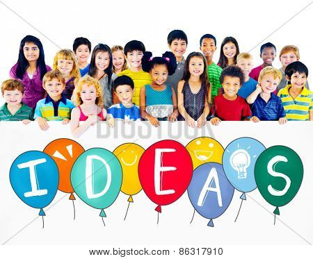 Ideas Thinking Concept Inspiration Creativity Concept