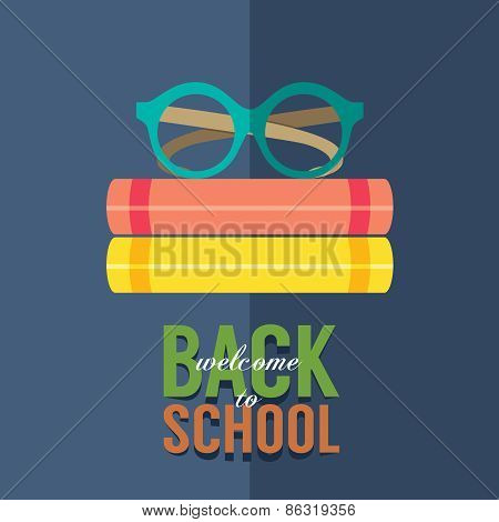 Back To School Concept .