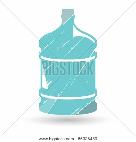 barrel mineral water