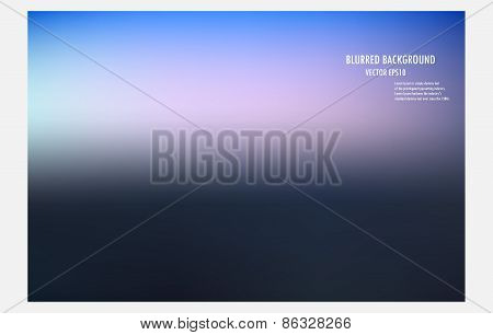 abstract Blur Background.