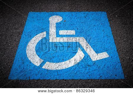 Disabled Parking Spaces