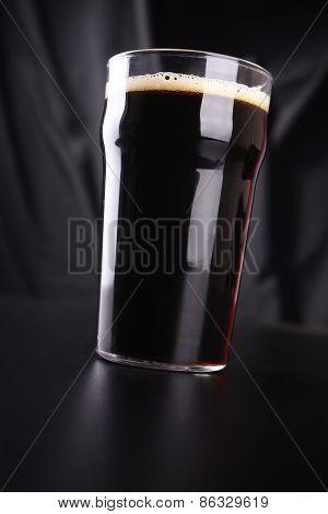 Pint Of Dark Beer