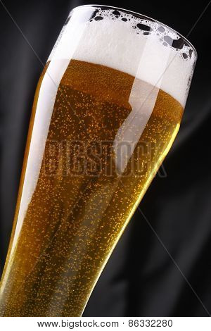 Tall Glass Of Lager