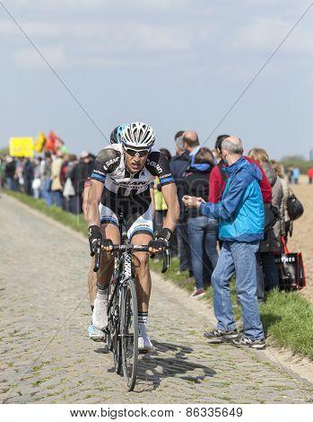 Ramon Sinkeldam - Paris Roubaix 2014