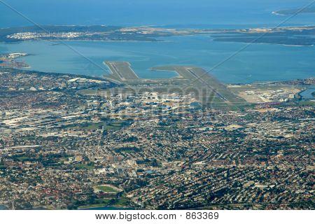 sydney airport area