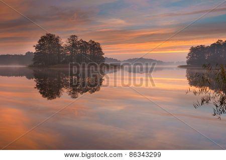 Lake Sunrise