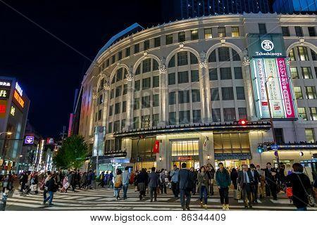 Takashimaya Departments Store