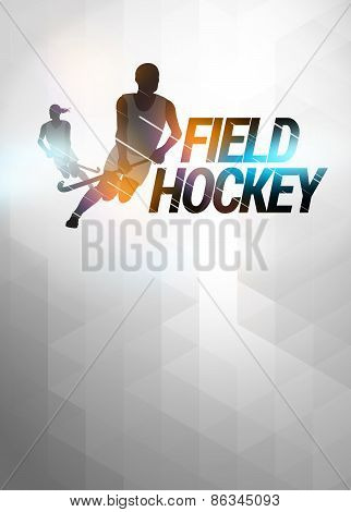 Field Hockey Background