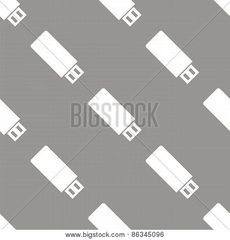 Flash drive seamless pattern