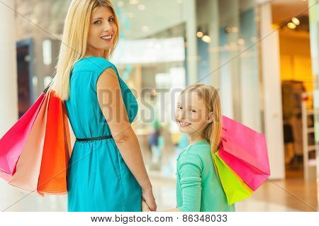 We Love Shopping Together!