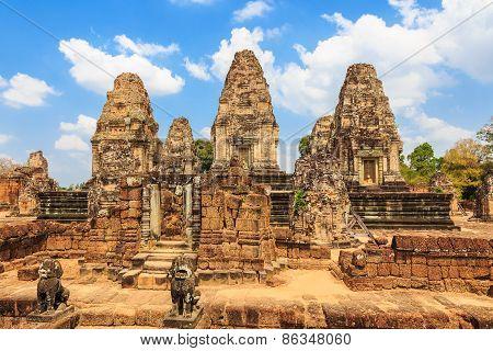 Angkor. Siem Reap, Cambodia