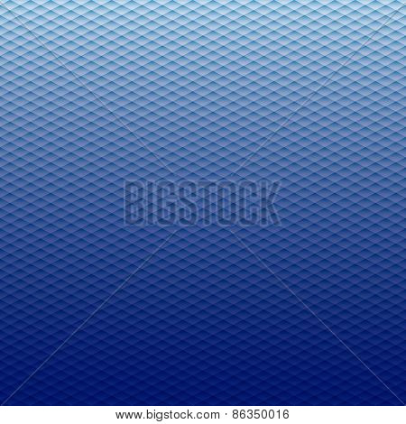 Blue Abstract Background Vector Illustration Does Contain Gradients Transparency