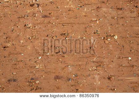 Texture Of Birck