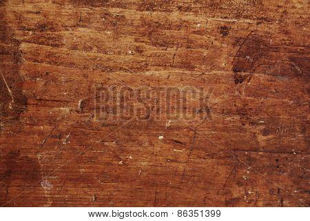 grunge brown wooden texture.