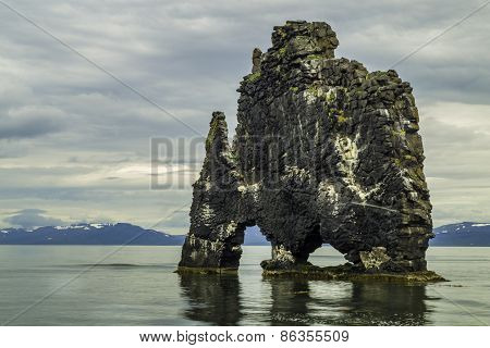 Hvitserkur, The Troll Rock